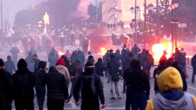Mein Aufstand - die Proteste in Athen