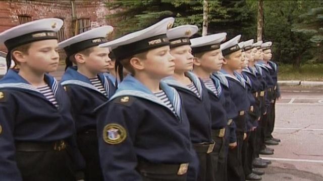 Kadettenschule in Russland
