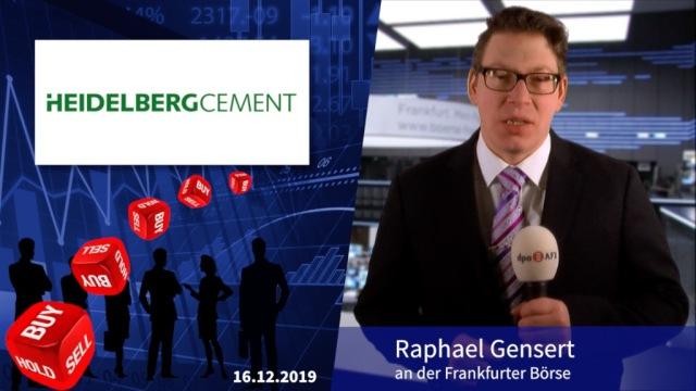 Analyser to go: Barclays hält Zenit bei HeidelbergCemtent für erreicht