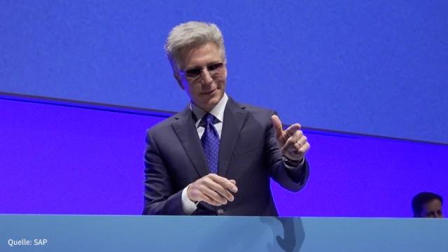 SAP-Chef McDermott tritt ab - Aktie schnellt hoch