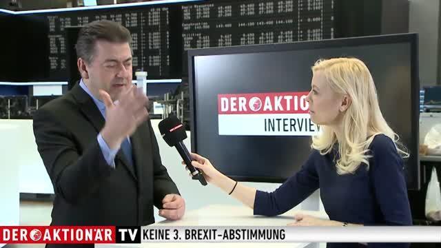 Robert Halver: 400 Jahre altes Gesetz macht Brexit-Wirbel - Frankfurt: Banken-Fusionswirbel