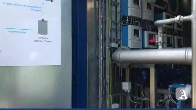 Budenheim: Phosphor aus Klärschlamm