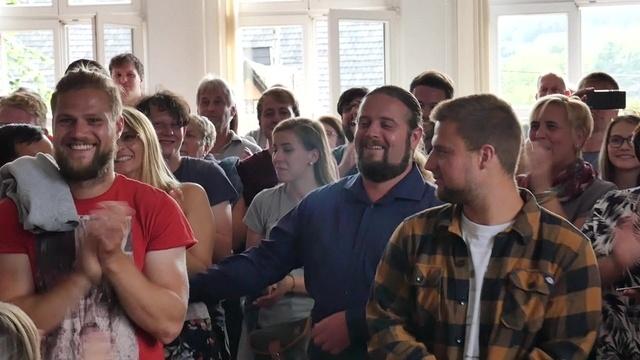 Michel Kremer ist neuer Bürgermeister in Runkel