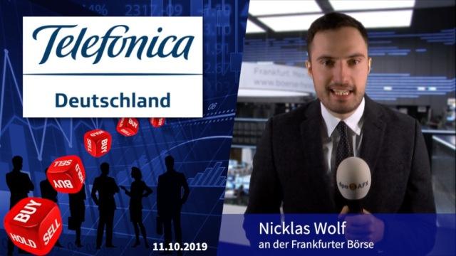 Analyser to go: SocGen stuft Telefonica Deutschland hoch