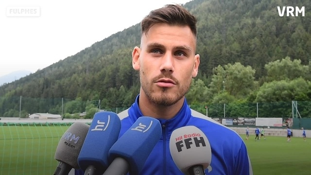 Lilien-Neuzugang Dario Dumic im Interview