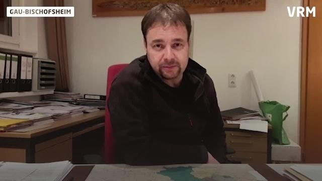 Gau-Bischofsheims Ortsbürgermeister im Gespräch