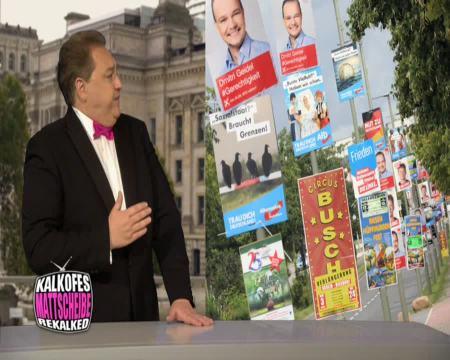 Skurile Wahlplakate 2017