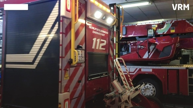 24 Stunden bei der Feuerwehr Darmstadt