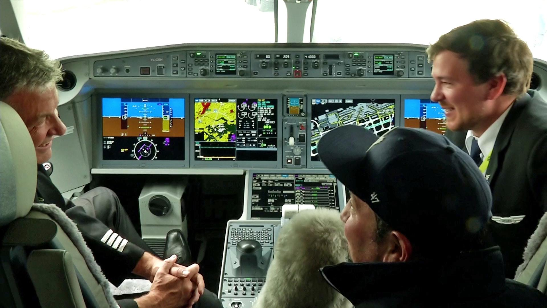ILA: Von der CS300 zur Antonov 225