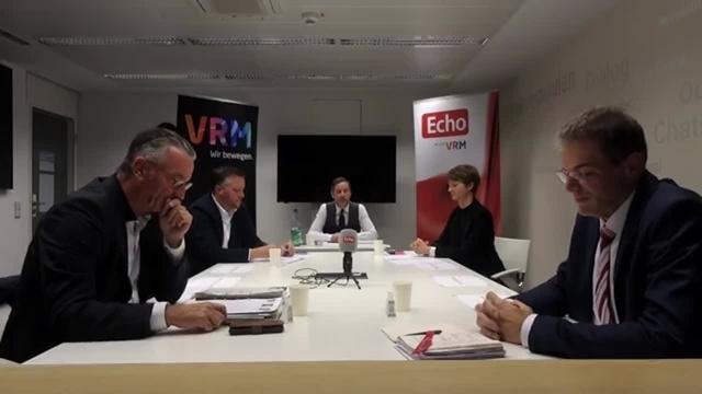VRM-Podium zur Bürgermeisterwahl in Babenhausen Teil 3