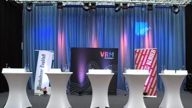 Wahlforum zur OB-Wahl in Wiesbaden