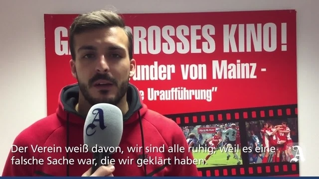 Mainz 05: Giulio Donati äußert sich zu Wechselgerüchten