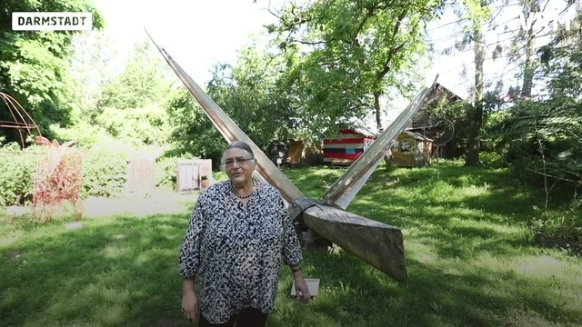 Darmstadt: Waldkunst trifft Sezession