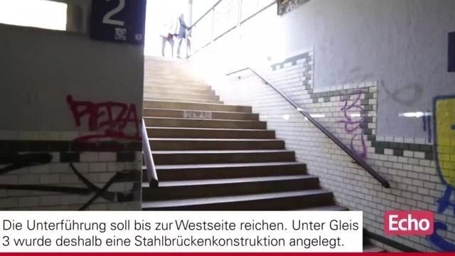 Eberstädter Bahnhof wird barrierefrei