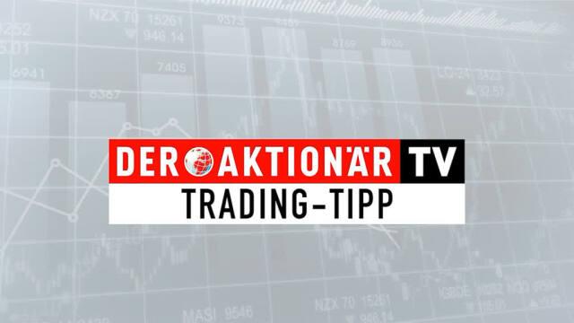 Trading-Tipp: DAX-Abstieg lässt ThyssenKrupp kalt