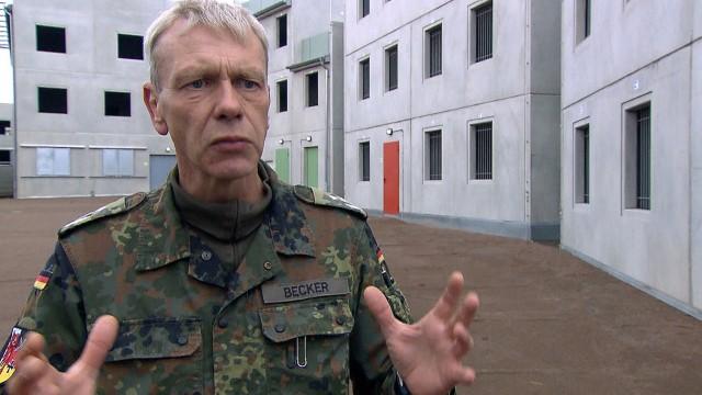 Geisterstadt der Bundeswehr