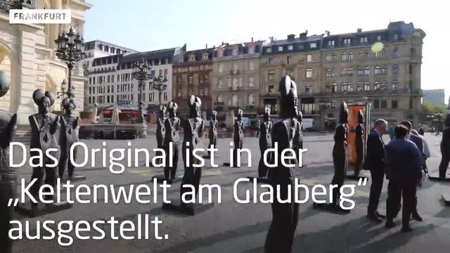 Frankfurt: Die Kelten sind da!