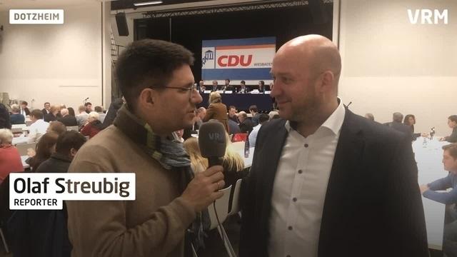 Wiesbadener CDU wählt neuen Kreisvorsitzenden