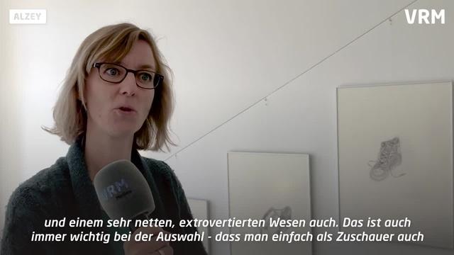Alzey: ZDF-Dreh im Landeskunstgymnasium