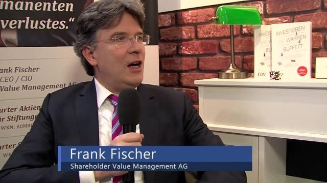 """Fondsmanager Frank Fischer: """"Notenbanken haben Angst - FED macht U-Turn bei den Zinsen"""""""