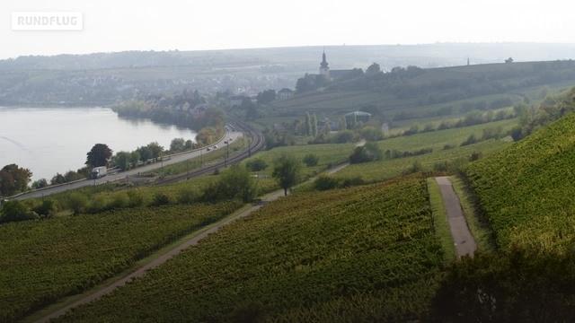 Heimat von oben: Rundflug über Rheinhessen