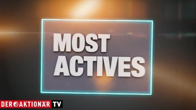 Most Actives: Deutsche Bank, Daimler und Wirecard