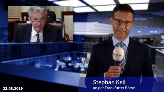 Kursplus beim Dax erwartet - Investoren warten auf Fed-Chef Powell