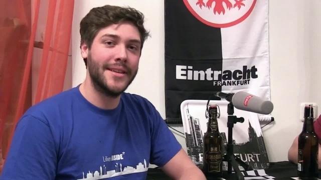 Lilien Inside: Colin Mahnke spricht mit den Machern des Fanradios von Eintracht Frankfurt