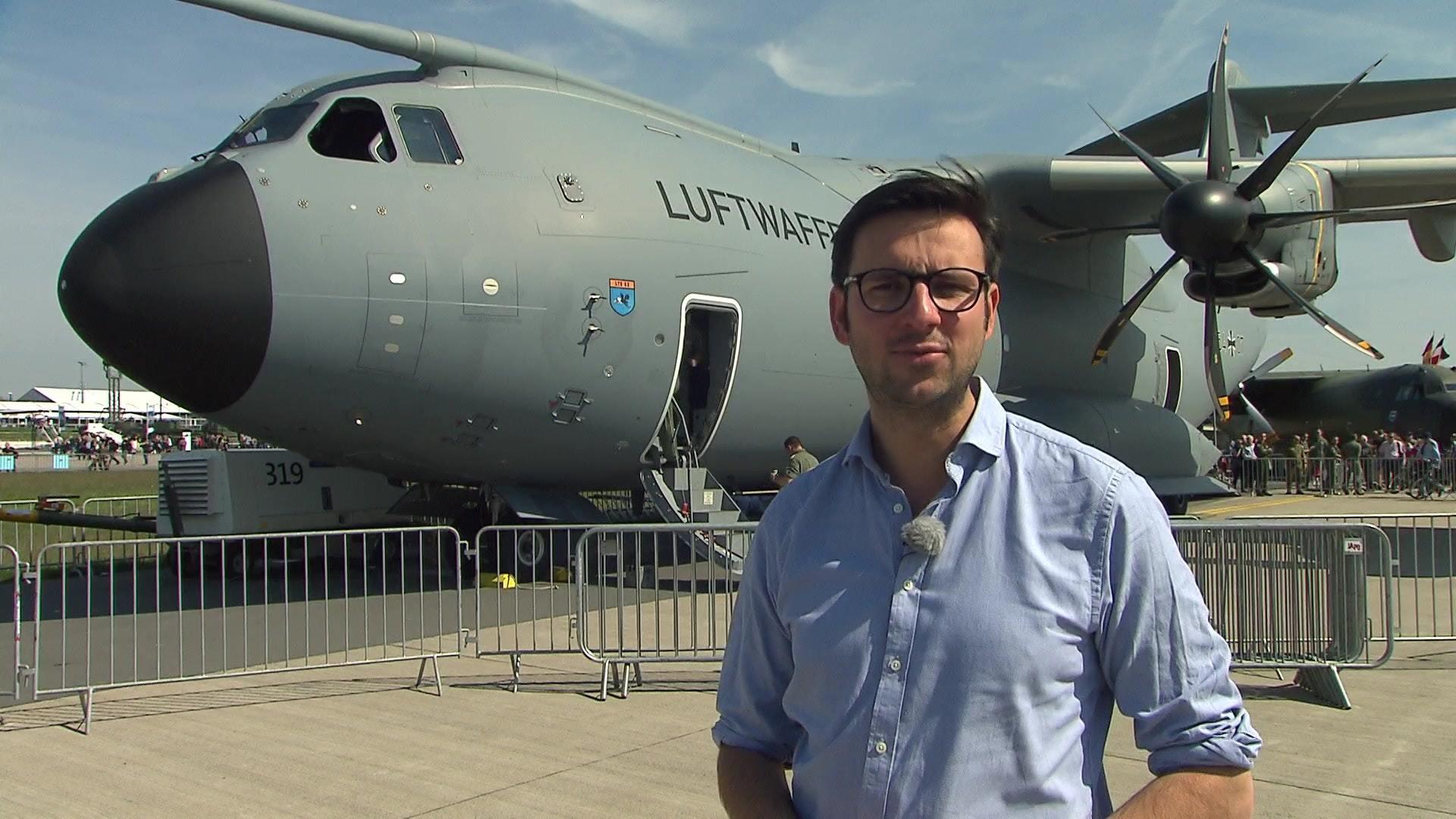 AirMag 3 von der ILA 2018