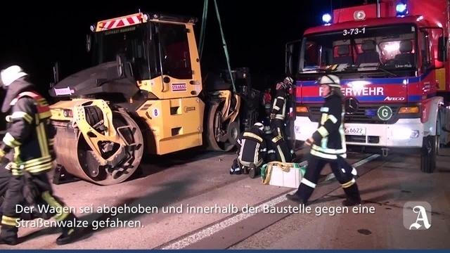 Tödlicher Unfall auf A61 bei Gau-Bickelheim
