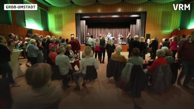 Viva de Woi-Benefizaktion in Groß-Umstadt