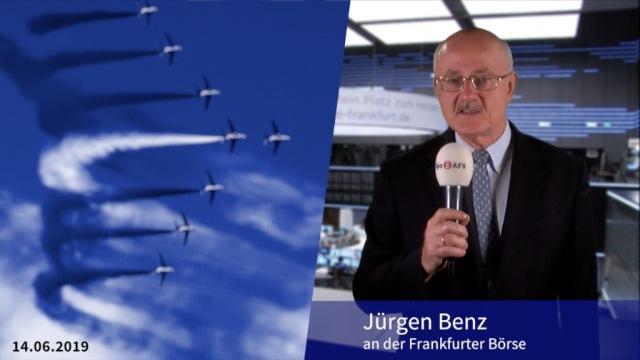 Auftakt LeBourget: Boeing lässt die Flügel hängen