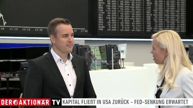 Jochen Stanzl: Niedrige Zinsen oder Gewinnwarnungen - Was erwartet uns in dieser Börsenwoche?