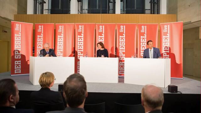 Wolfgang Schäuble zur Lage in Europa (Kurzfassung)