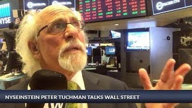 """NYSEinstein am 23.1.2019: """"Der Markt konsolidiert sich"""""""