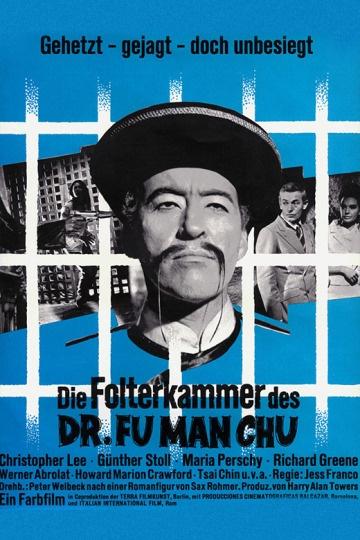 Die Folterkammer des Dr. Fu Man Chu