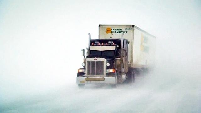 Auf dem Highway zum Nordpol