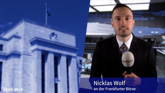 US-Notenbank senkt Leitzins - Trump schimpft