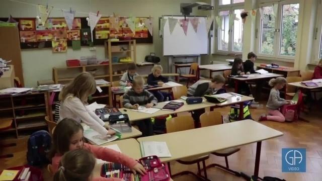 Grundschule auf dem Land