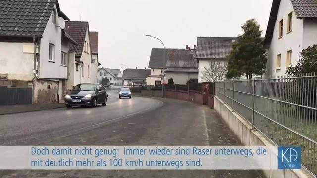 Ortsdurchfahrt Borsdorf