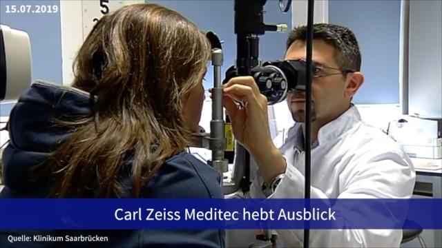 Aktie im Fokus: Carl Zeiss Meditec hebt Ausblick