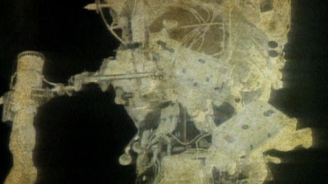 Baubeginn der ISS