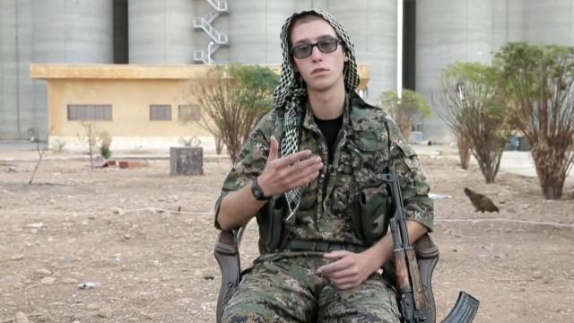 An der IS-Front