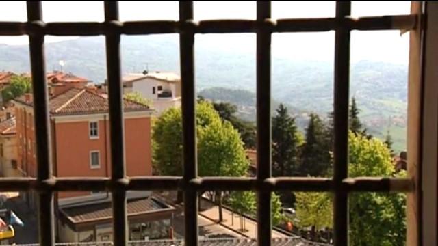 Das Gefängnis von San Marino
