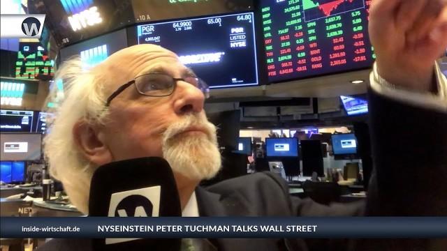 """NYSEinstein am 24.1.2019: """"Wir sehen solide Unternehmenszahlen"""""""