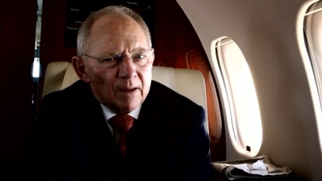 Schäuble - Macht und Ohnmacht