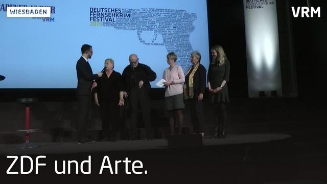 """Deutscher Fernsehkrimi-Preis an """"Rufmord"""""""