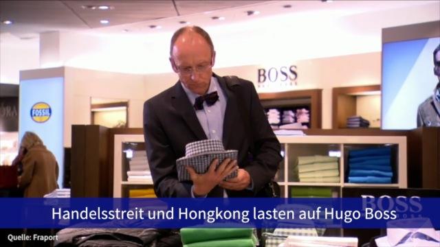 Aktie im Fokus: Hugo Boss muss Federn lassen