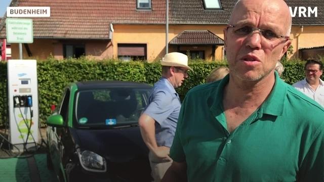 Budenheim: Carsharing mit Elektroautos