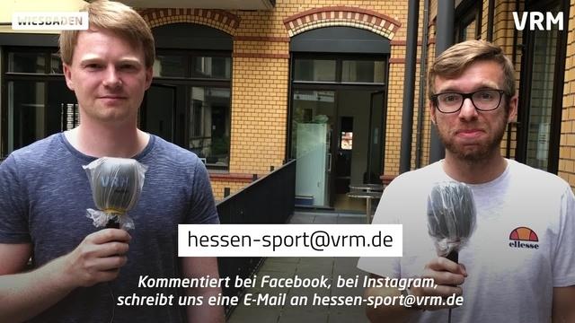 Ist Wiesbaden eine Sportstadt? Diskutiert mit uns!